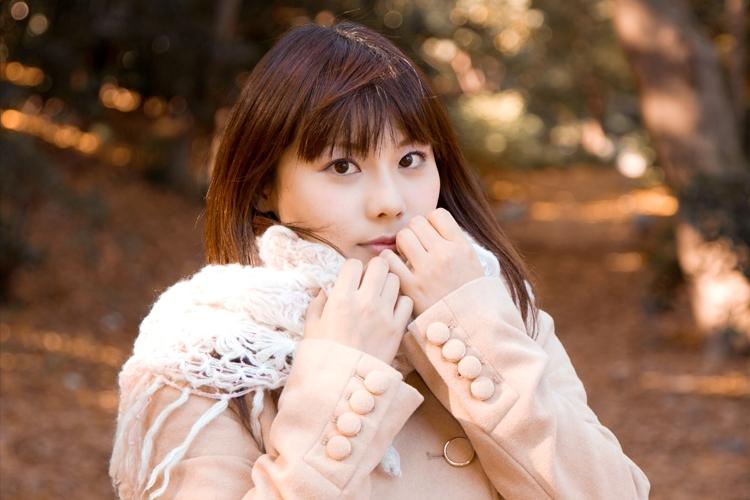 もふもふ女子可愛い冬画像コート