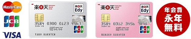 楽天クレジットカードが1番貯まったポイントが使いやすい